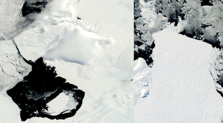Giant iceberg is six times the size of Manhattan