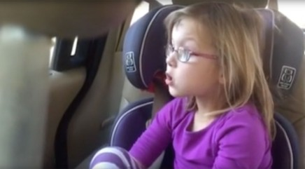 Wise 5-year-old girl discussing her 'break up' goes viral