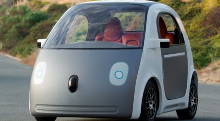 No release date for Google's driverless car prototype