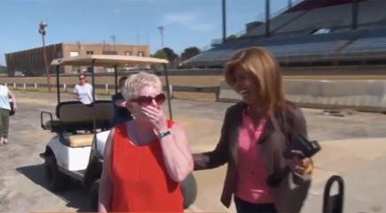 Hoda helps grandma fulfill unexpected lifelong dream