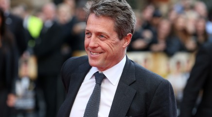 Hugh Grant is 'bringing back' an unexpected trend