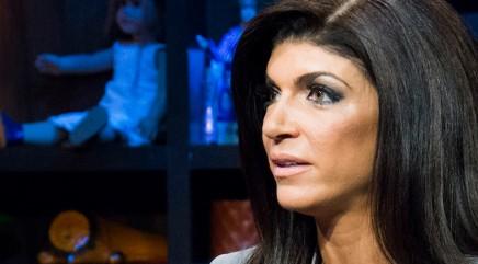 'RHONJ' star talks about possible prison term