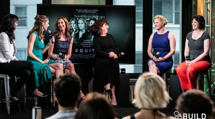 Anna Gunn on what she loved most about 'Equity'