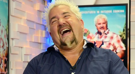 Fieri cooks up a sweet surprise for fans