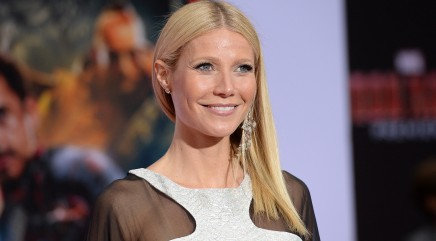 Paltrow reportedly dating 'Glee' co-creator