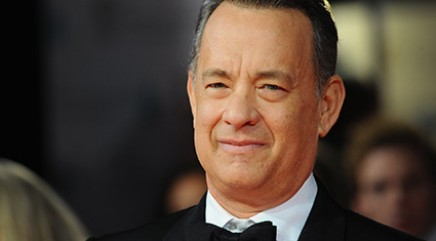 Tom Hanks makes a scene at friend's wedding