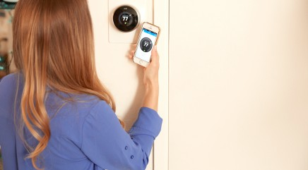 Control the temperature of your home from anywhere