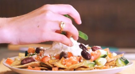 3 ways to make healthy nachos for the Super Bowl
