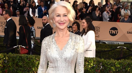 Helen Mirren shows off a feisty side you haven't seen before