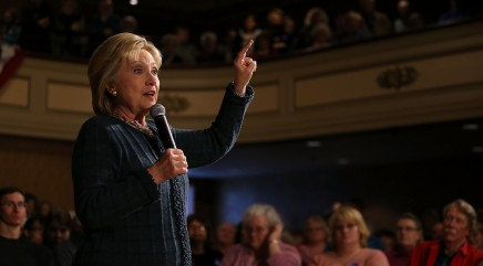 Hillary Clinton weighs in on the threat of ISIS