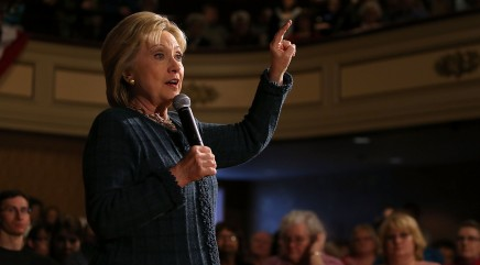 Fast 50: Get to know Hillary Clinton