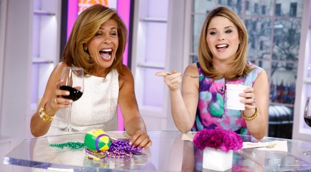 Hoda makes a confession about her wardrobe as morning co-host