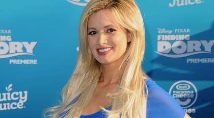 Holly Madison reveals her baby boy's name