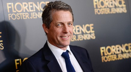 Hugh Grant reveals the unusual way he usually spends his birthday