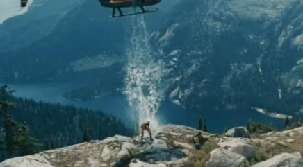 'Ice Bucket Challenge' to the extreme