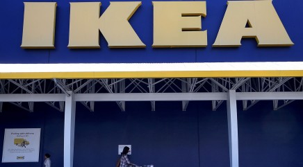 Would you stay overnight at Ikea?