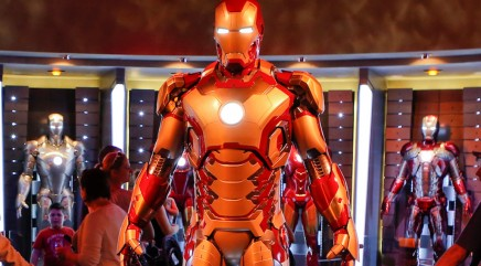 Dept. of Defense could commission 'Iron Man'