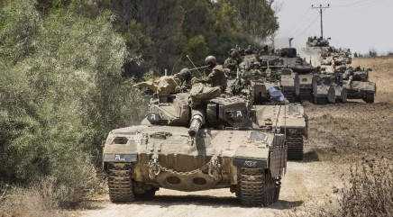 The history of Israel's military