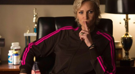 How Jane Lynch 'stumbled' into comedy