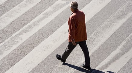 The origin of the word 'jaywalking'