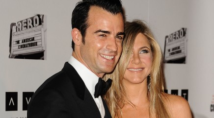 When will Aniston and Theroux tie the knot?