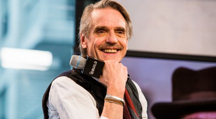 Actor Jeremy Irons discusses what his 'Race' character got right