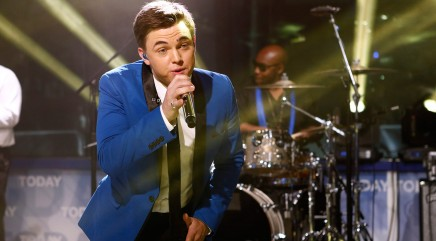 Listen: Jesse McCartney sings new song