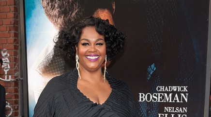 Jill Scott dishes on her role in James Brown film