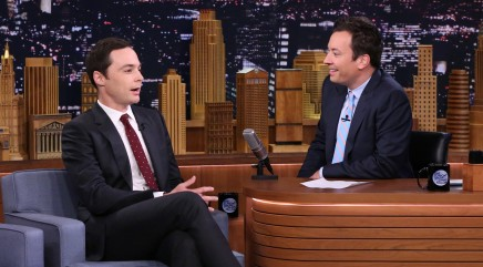'Big Bang Theory' star Jim Parsons has a very unlikely pen pal