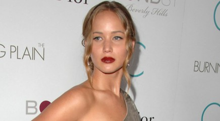 Jennifer Lawrence's changing looks