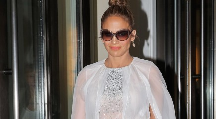 J Lo's reason for qutting all meat