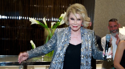 Celeb may be suing Joan Rivers