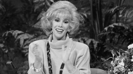 Joan Rivers: In a league of her own