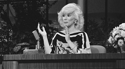 Joan Rivers says she was born retired!