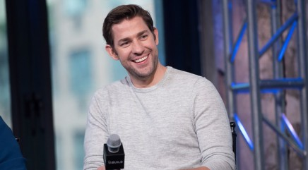 John Krasinski reveals true origin of 'Lip Sync Battle'