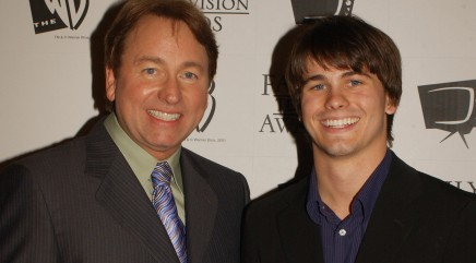 Jason Ritter opens up about his famous dad