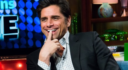 'Full House' star shares his dating wisdom