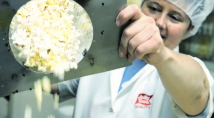 Popcorn company shares secret to employee retention