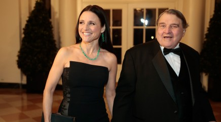 Julia Louis-Dreyfus talks father's generosity