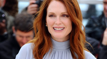 You'll hardly recognize Julianne Moore in the new 'Hunger Games'