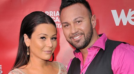 JWoww's first week as a mom