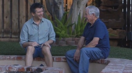 Uber CEO Travis Kalanick has an intimate and revealing conversation with his father