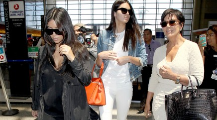 Kardashian girls are off to Ibiza