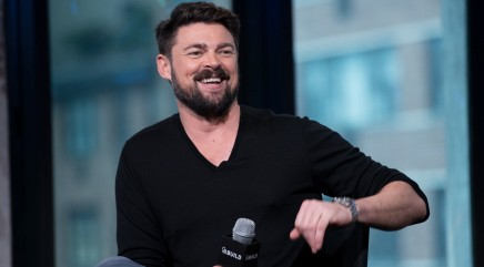 Karl Urban dishes on his 'Star Trek Beyond' role