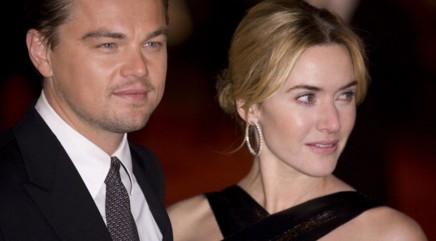 Kate Winslet gets emotional over Leonardo DiCaprio