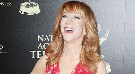 Kathy Griffin dishes on Anderson Cooper