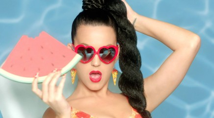 Katy Perry's newest video is zanier than ever