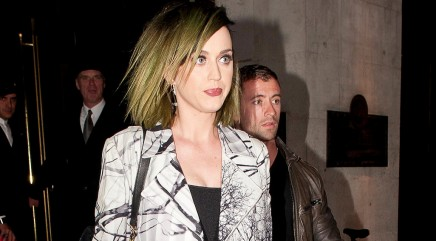 Katy opens up about marriage to Brand