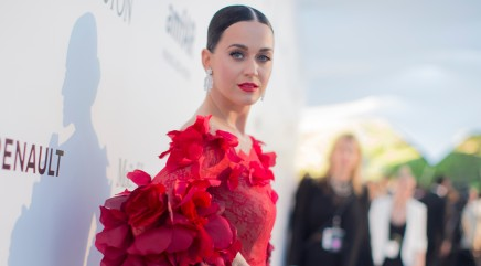 Katy Perry reveals celeb she'll look like in 30 years