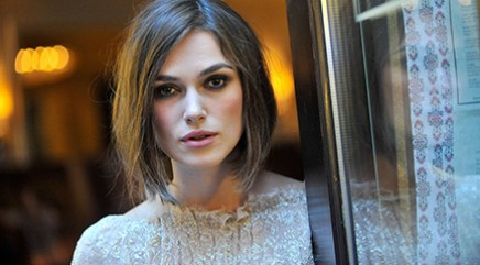 10 questions with Keira Knightley